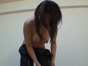 Anal latex sex