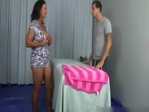curvy mature aunt suck doctor video