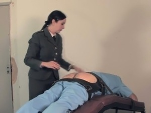 Hot girls being spanked