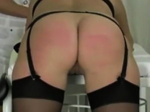 spanked very young girl