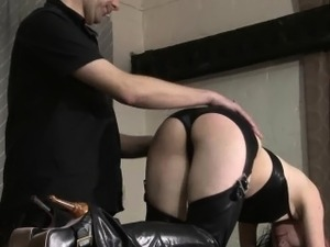 free bare ass spanking video