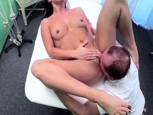 asian school girls doctor