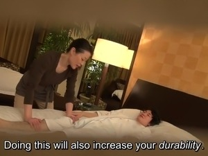 massage japanese orgasm