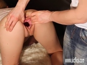 anal gaping girls