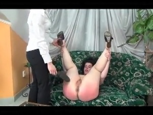 domestic discipline spanking of young wife