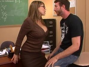 Girl fucking teacher