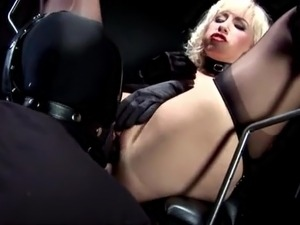 mistress handcuffs tied bed sex video