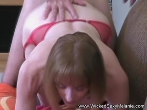 young horny blonde