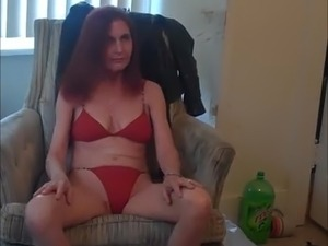Huge boobs tiny bikini
