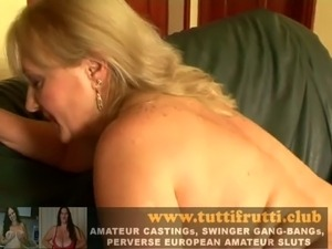 mature german anal