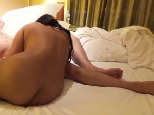 interracial anal hotel