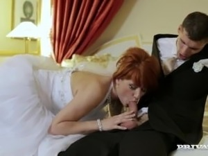 new bride sex video
