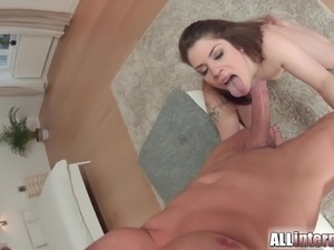 black and asian anal creampie