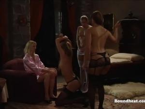 sexy blowjob slaves