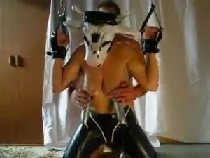 milking table post orgasm torture video