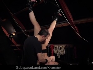 bondage tickling to orgasm videos
