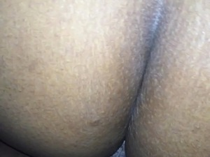 first time ebony anal