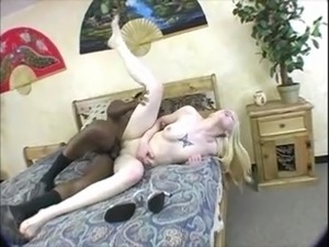 his first black cock video