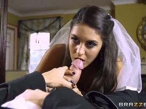 hot sexy fuck bride cartoons