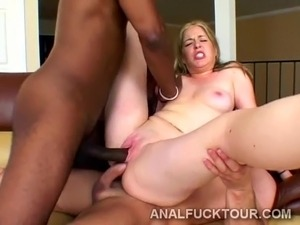 interracial double penetration xxx