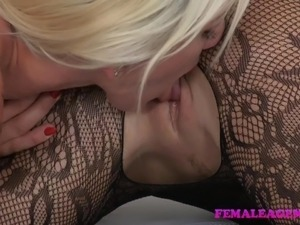 sexy blonde babe striping naked