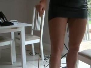 Sexy girls getting spanked