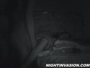 Sleeping fucking girls