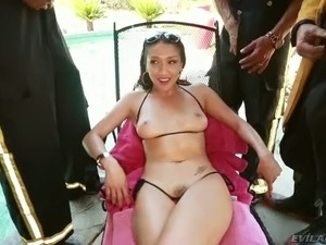 black gangbang pictures