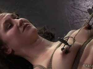 lesbian torture domme with huge tits