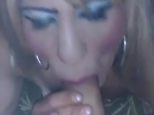 blonde anal cum in mouth