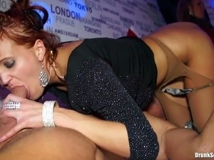 having drunk anal sex