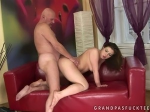 old cock young pussy gangbang
