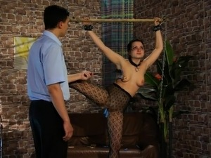 girl gets first spanking porn