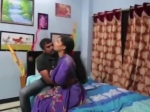 Black saree sex