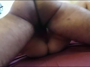 black woman in missionary sex