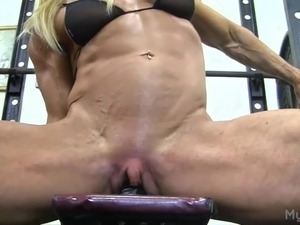 girls in gym having sex