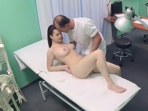 boob asian doctor checkup video wish