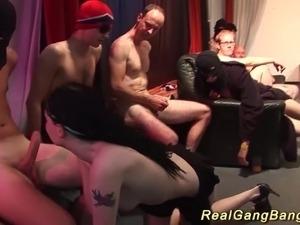 nasty anal sex gangbang