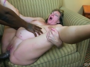 black bbw interracial
