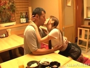 sharing my japanese wife in threesome