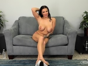 big tits and sexy legs