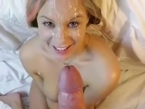 Huge load on face