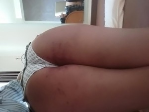 spanking ebony girls videos