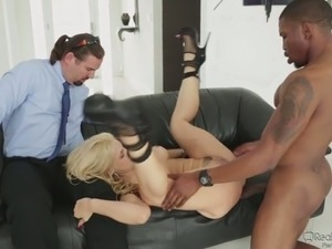 my wife with black guys