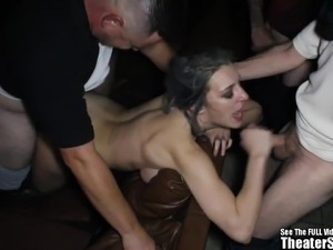 full gag oral sex