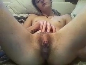 black girls with ass dildo