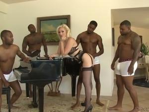black ass white ass