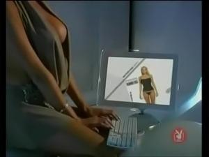 playboy girls in rockstar video