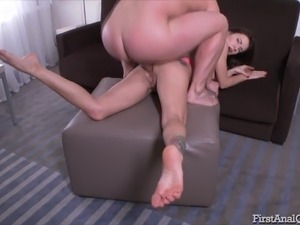 heather brooke first anal fuck