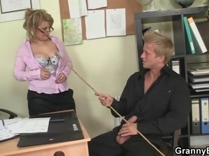 blonde mature sex tapes
